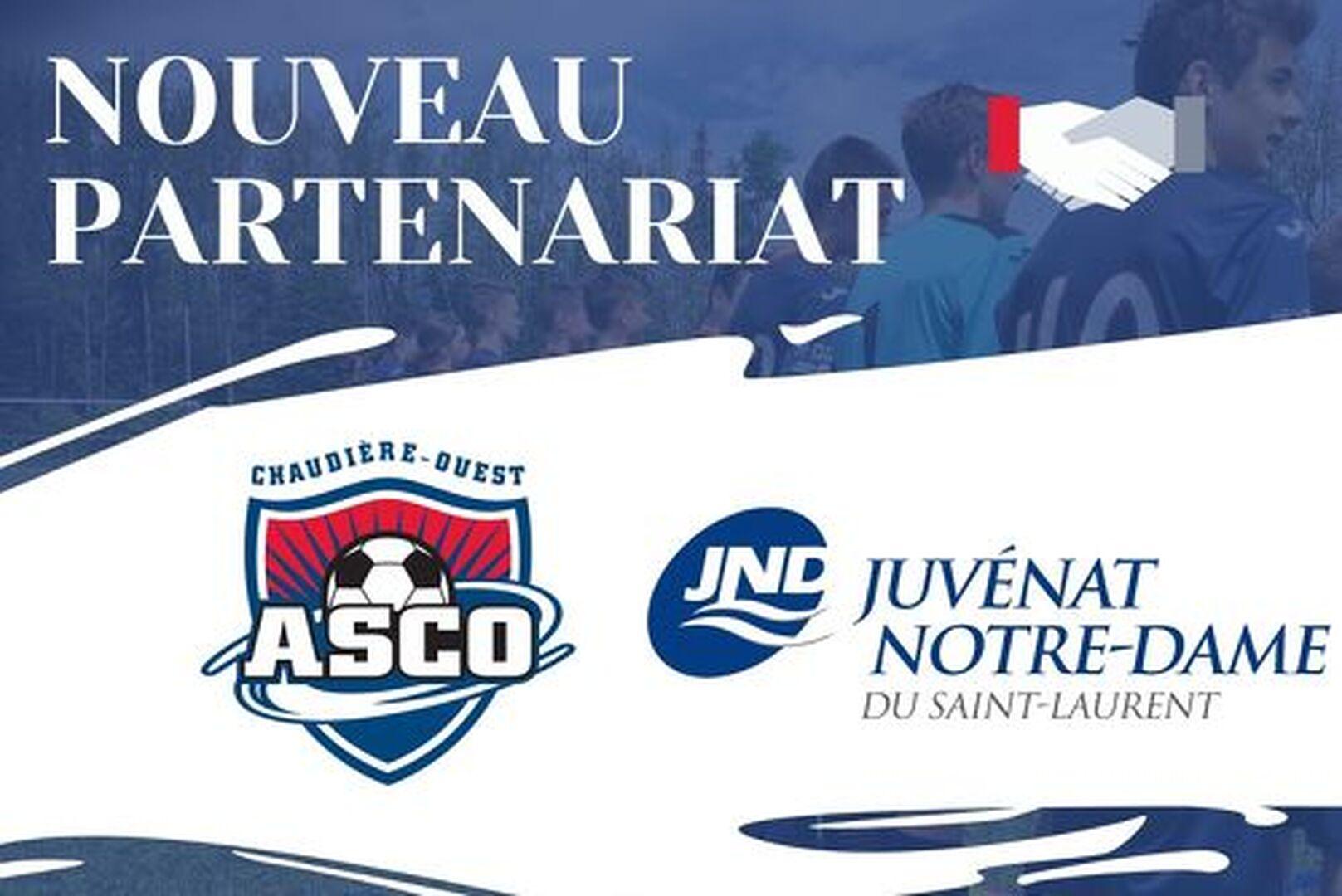 PARTENARIAT - ASCO/JND