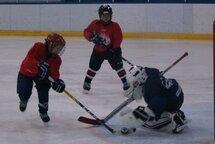 Du hockey amusant à profusion, place aux demi-finales et finales