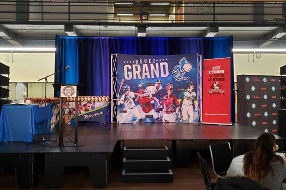Gala Méritas 2021 Baseball Mauricie