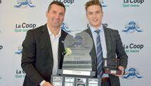 Au Gala des Champions: Joshua Roy couronné joueur par excellence de l'année
