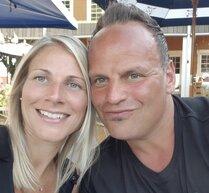 Bénévoles sept.2019: Caro Janvier et Jeff Lemieux
