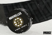 Bruins : un contrat d'une saison pour Zachary Senyshyn