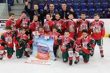 Les Montagnards Novice C remportent les Championnats Régionaux