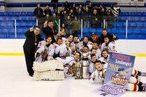Panthères Midget A1 Gagnants du tournoi de St-Poly