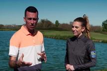 Quiz | Les coups d'avance de Brooke Henderson lors de sa première victoire en carrière sur le LPGA TOUR