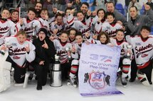 Les Sélects Pee-Wee AAA Relève Champions