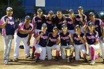 Victoire historique pour la seule équipe féminine de baseball Bantam de sa ligue