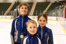 3 champions régionaux chez Les Cyclones