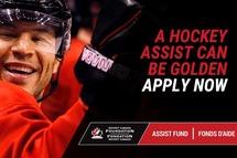 Source: Hockey Canada Foundation