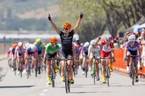Lex Albrecht's victory at the San Dimas Stage Race