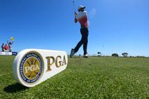 Après la première ronde du Championnat de la PGA, Conners détenait la position de tête grâce à un excellent 67. (Getty)