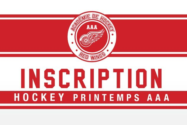 Hockey AAA Printemps 2020