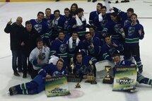 Grizzly Junior A remporte les grands honneurs à Sherbrooke !!