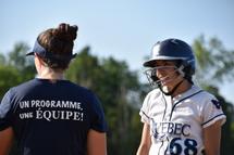 Appel de candidatures pour les Équipes du Québec de balle rapide féminine 2022