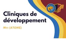 Cliniques de développement M11