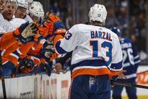 Mathew Barzal (Photo Getty)