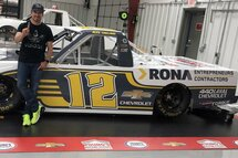 Image of Alex Tagliani's RONA