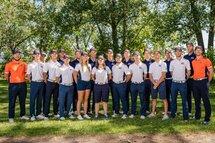 L'équipe de golf du Boomerang - Crédit photo - James Hajjar