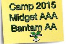 CAMP Midget / Bantam des Voyageurs saguenay