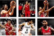 La liste des joueurs présents au training camp de Canada Basketball annoncée !