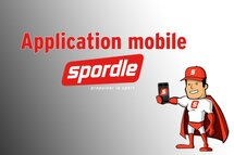 Spordle lance son application mobile!