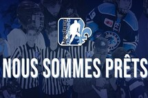 Hockey Québec lance sa campagne promotionnelle *Retrouvons le hockey*