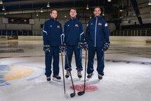 Mathew Robins, Francis Gervais, Alexandre Dandenault - Crédit Photo - James Hajjar