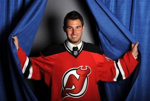 Maxime Clermont Devils du New Jersey