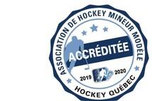 Laval-Nord : Association de hockey mineur modèle!