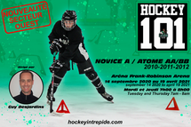 (New) Development Program - Hockey 101 (Aylmer)