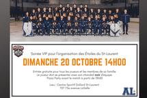 Journée VIP - Hockey Collégial AL