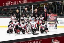 Félicitations au Novice C-2, Finaliste au Tournoi de Lorraine- Rosemère