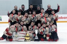 Atome A Éclairs Champions Cougar Cup Ottawa