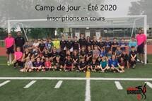 CAMP DE JOUR 2020