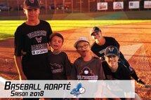 Résumé de la saison 2018 du baseball adapté