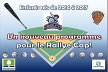 Nouveau programme Rallye Cap