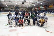 Une première clinique de gardiens de but pour Hockey Mauricie !