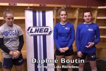 Des anciennes de la LHEQ aux camps de Hockey Canada
