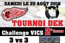 Challenge Vics 2e édition