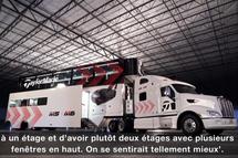 Reportages | Visite de l'atelier mobile du fabricant TaylorMade