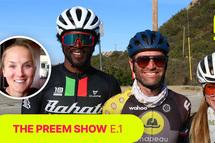 Preem TV with Lex Albrecht, Rahsaan Bahati, Phil Gaimon and Alison Tetrick