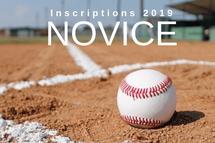 Inscriptions NOVICE