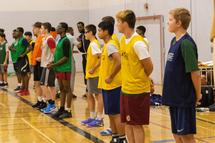 Camp d'identification: équipe Québec U14 masculins et féminins