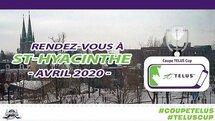 Saint-Hyacinthe sera la ville hôtesse de la Coupe TELUS 2020