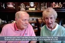 Revoyez le passage de Jack et de Barbara Nicklaus à l'émission Au 19e sur les ondes de RDS