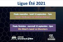 Ligue été 2021 - FINALES