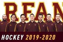 L'équipe d'entraineurs 2019-2020 des Harfangs