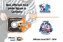 Plusieurs lavallois sur les parties décisives à Québec