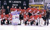 Tournoi National Midget de Lachute - Lions B2