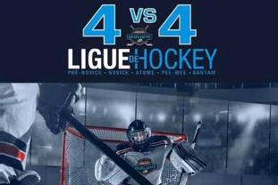 Ligue de Hockey 4 vs 4 Bauer